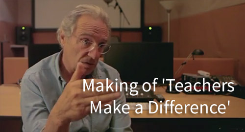Making of 'Teachers Make a Difference'